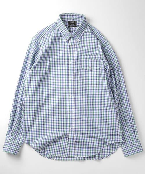 Freak's Store x Ike Behar Buttondown Shirt 10056000010: Blue