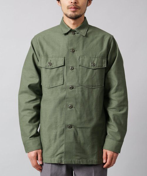 US Army Shirt 10155400010: Olive