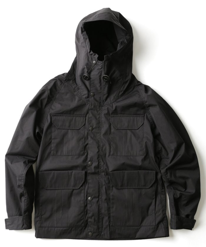 The North Face Purple Label 65/35 Mountain Parka NP2854N: Black