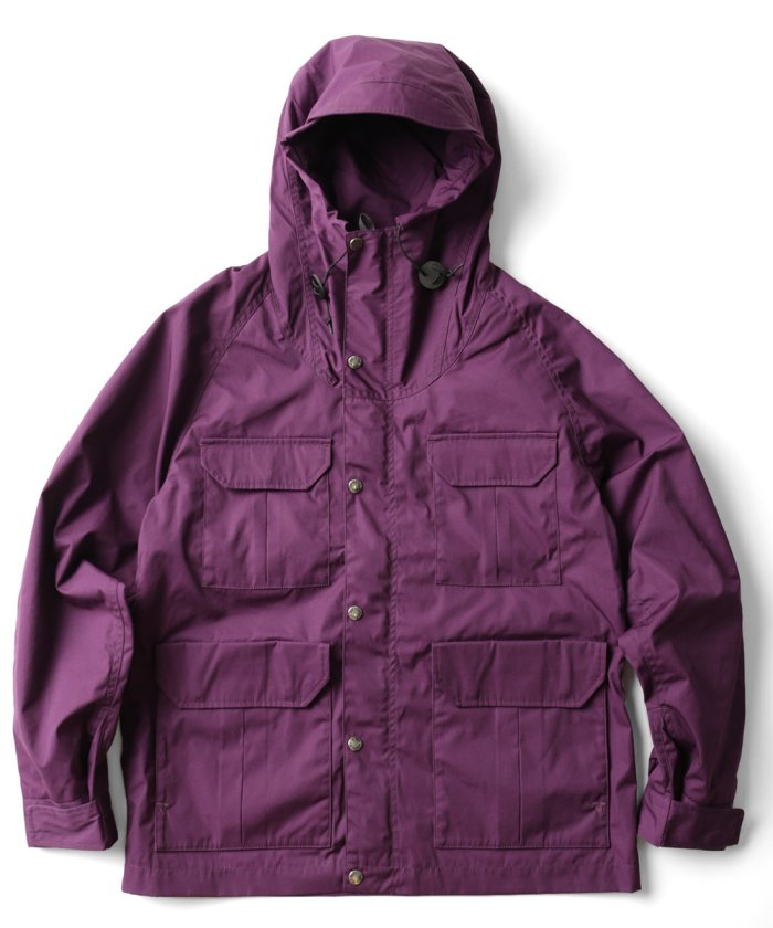 The North Face Purple Label 65/35 Mountain Parka NP2854N: Purple