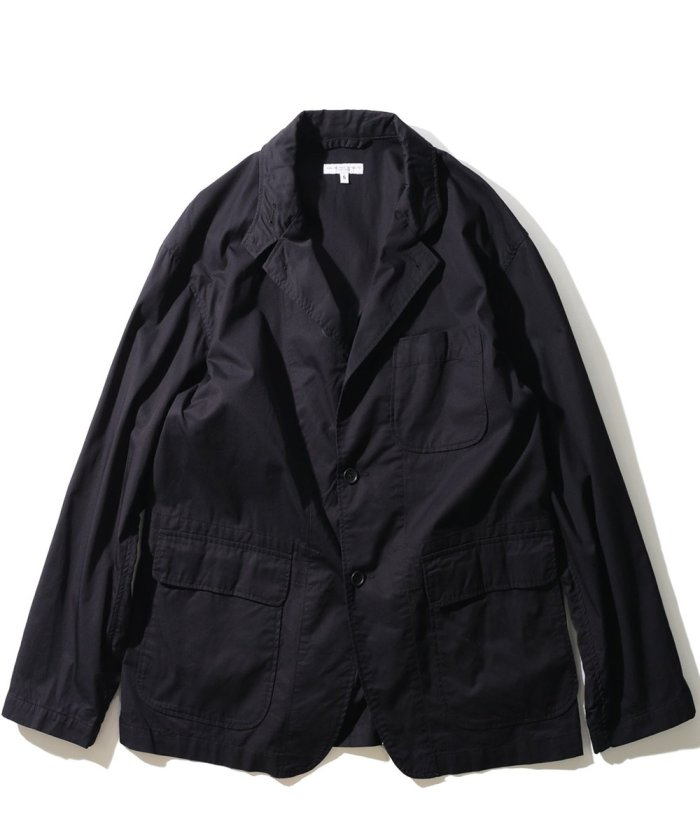 Loiter Jacket - High Count Twill GH220: Black