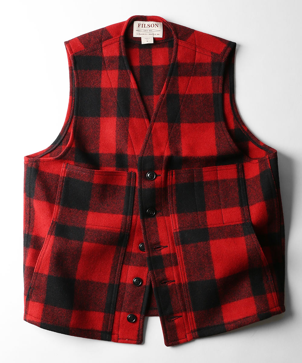 Filson Mackinaw Vest