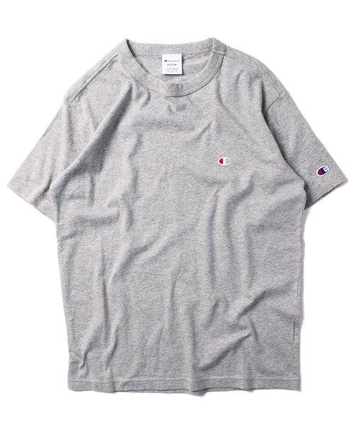 dfeecd8e6f3a7d Champion/チャンピオン ワンポイント刺繍 Tシャツ【WEB限定】 | FREAK'S ...