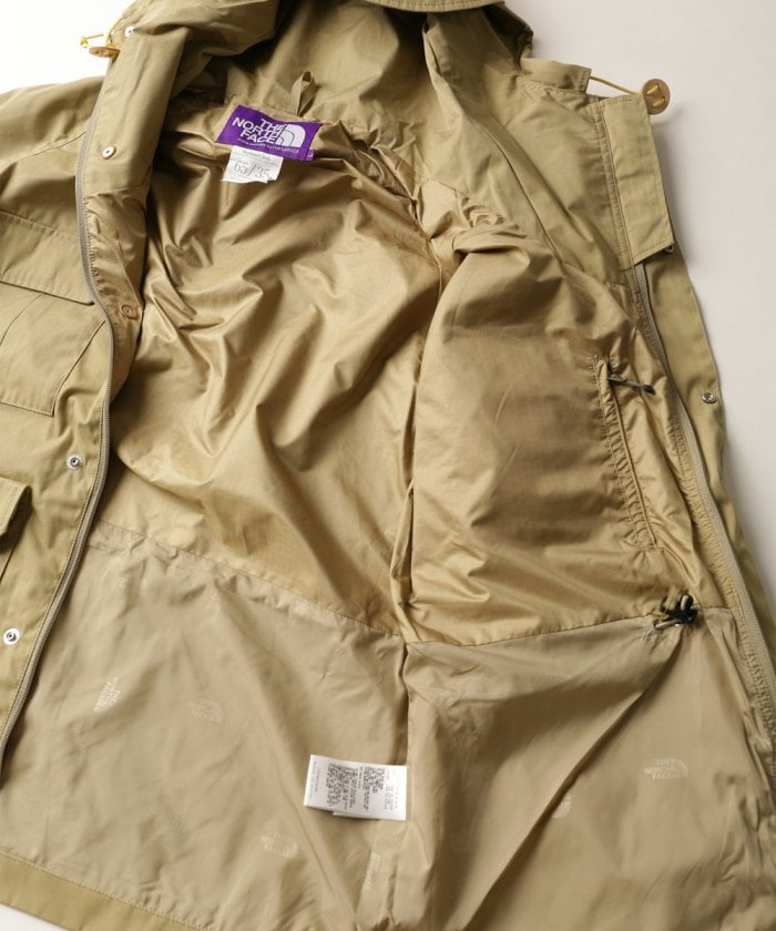 The North Face Purple Label 65/35 Mountain Parka NP2854N: Vintage Beige