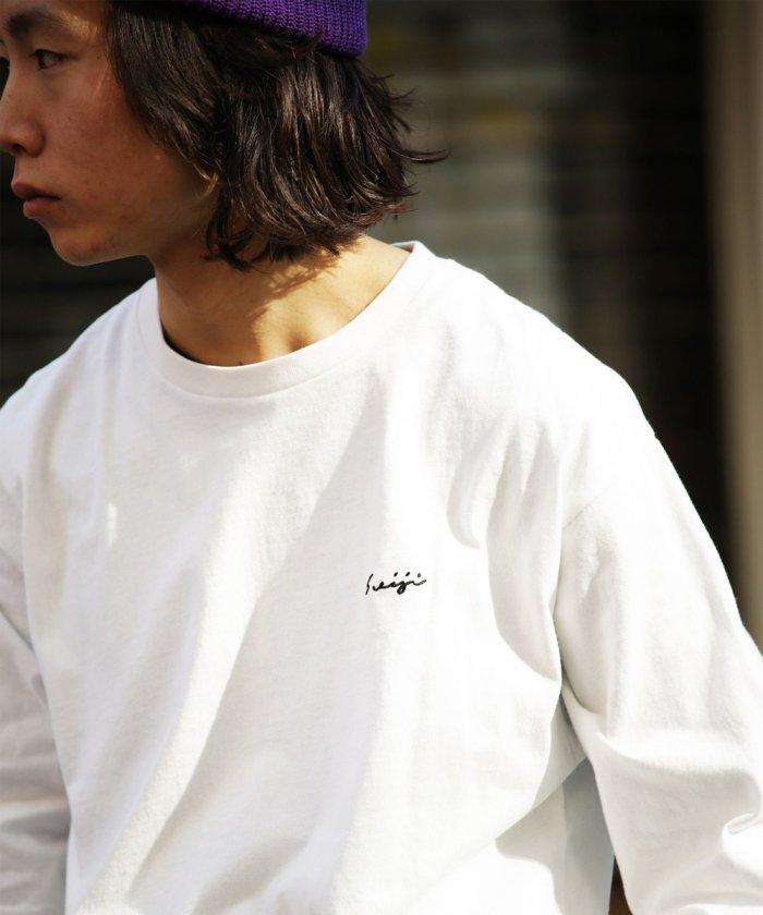 別注TOKYO SPORTS DOG バックプリント ロングスリーブTシャツ